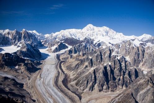 Denali and Glacier