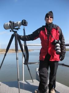 Brave Bird Photographer