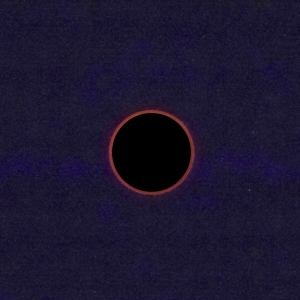 "Annular Eclipse - ""Ring of Fire"""
