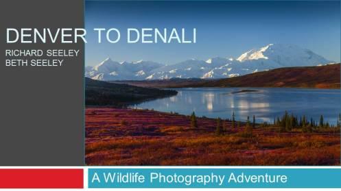 Denver to Denali Cover