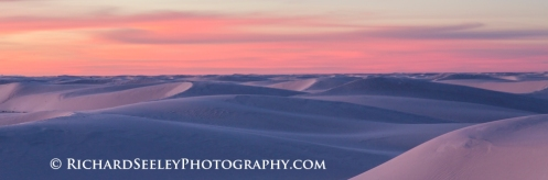 Pink Sands Pano